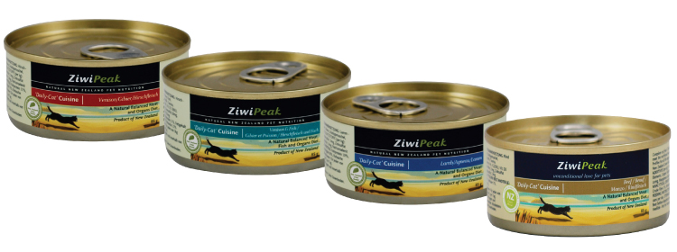 Ziwipeak Daily Cat Cuisine Venison And Fish Canned Cat Food