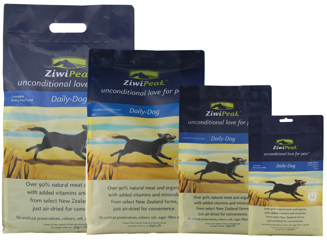 Ziwipeak Daily Dog Cuisine Air Dried Lamb Bowhouse