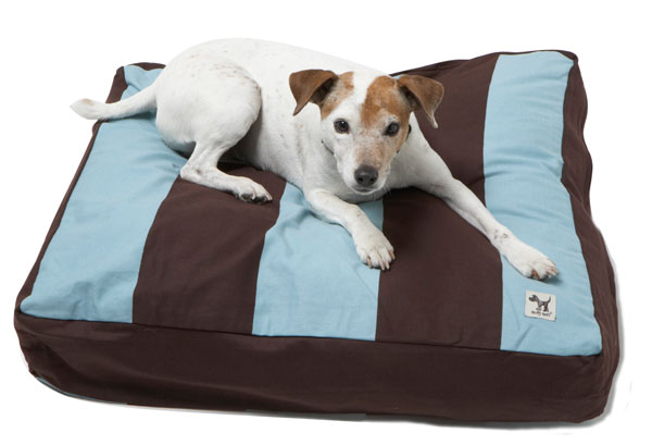 Striped Duvet Cover For Dog Beds From Molly Mutt