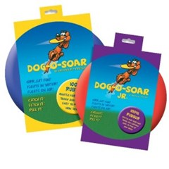 Dog-O-Saur Floating Disc Toy for Dogs