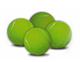Hyper Tennis Ball Dog toys - 4-pack