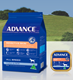Advance Super-Premium Canine Food for Sensitive Skin & Coat