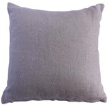 Linen Herringbone Cushion Flax