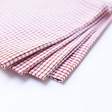 Napkins Binni Check Pink/Orange