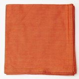 Napkins 6 Pack Orange