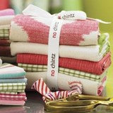 Fat Quarters Pinks and Greens