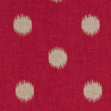 Ikat Dots Pink Birch