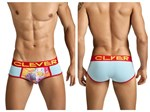 Mens Superhero Piping Brief