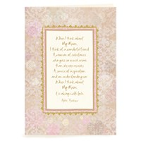 Cherish Mum Card
