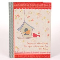 Birdhouse A6 Notebook