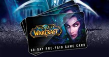 World Of Warcraft Cheapest WOW Card