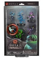 Dota 2 Heroclix Starter Set Coming Soon!