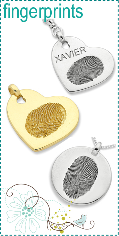 Uneik Fingerprint Jewellery
