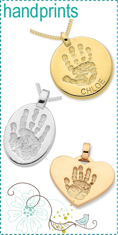 Uneik Handprint Jewellery