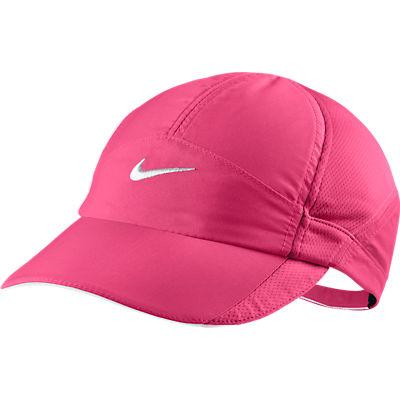 nike womens feather light cap 595511 610 tennis racquets
