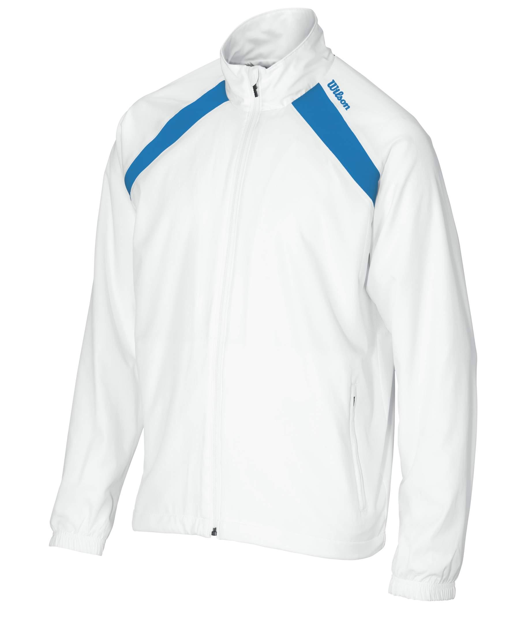 Wilson Woven Warm Up Mens Jacket And Pant Tennis Racquets
