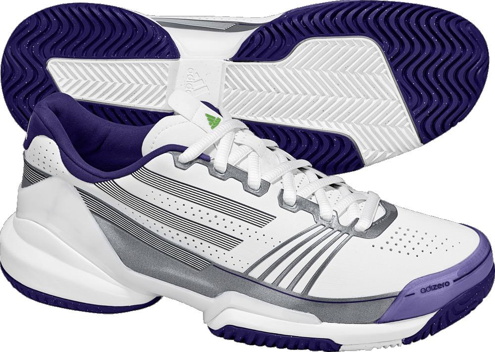 Adidas adizero Feather Womens Tennis Shoes G42736,Sale $99.00