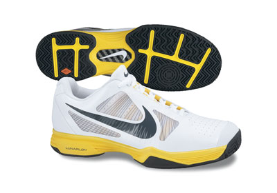 Nike Lunar Vapor 8 Tour Mens Tennis Shoes Roger Federer Oz Open 2011 ...