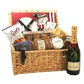 Champagne Picnic Hamper for Two
