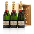 Moet & Chandon Six Bottle Crate