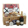 Four Person Champagne Picnic Hamper