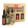 21st Birthday Wine Box