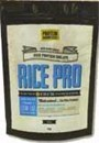 Protein Supplies Australia  Pure Rice Protein 1kg