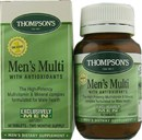 Thompsons Exclusively Men Multi Tablets 30 or 60 tablets