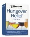Brauer Hangover Relief Oral spray 20mL
