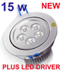 15W DIMMABLE LED COMPLETE SPOT DOWNLIGHT 240V KIT