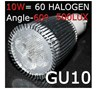 10 x 240V 10W GU10 EPISTAR LED SPOT DOWN LIGHT GLOBE BULBS