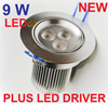 9W DIMMABLE LED DOWNLIGHT SPOT 240V LIGHT BULB KIT