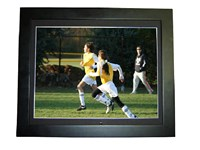 MediaStreet eMotion 15 inch Black Wood Digital Picture Frame