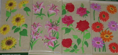 paper-craft-dimentional-flower-stickers