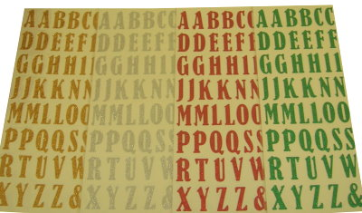 glitter-letter-stickers-for-scrapbooking