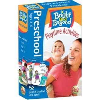 Bright and Beyond Activity Cards - Preschool (Ages 3 - 5)