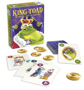 King Toad Card Game Ages 5 & up
