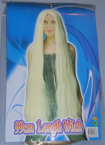 Blonde Long Hair Wig