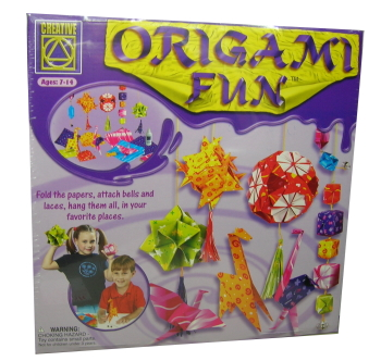 Creative Origami Fun - Boxed Craft Set