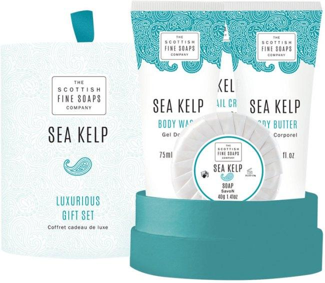 The Scottish Fine Soap Company Sea Kelp Gift Set