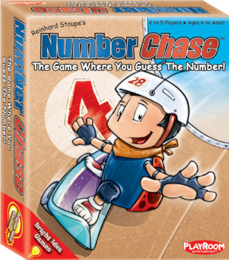 Number Chase - The Game Where You Guess the Numbers