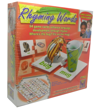 Creative Toys - Rhyming Words Game