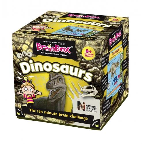 Brain Box Level 4 - Dinosaurs