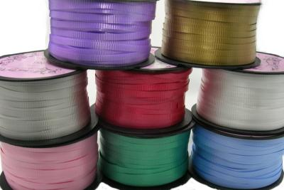 Bulk Buy 1200m Curling Ribbon in 8 Pastel Colours