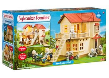 sylvanian-families-beechwood-hall-ready-to-ship-today