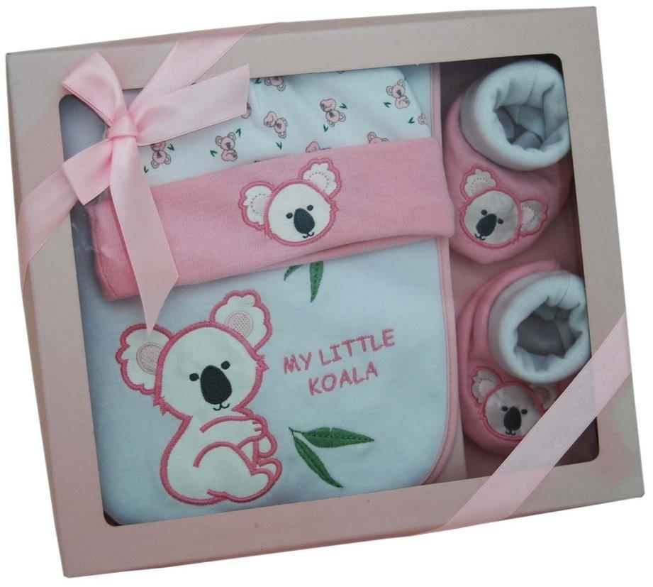 My Little Koala Pink 3pc Gift Boxed Set