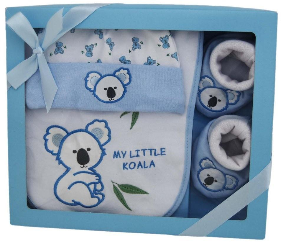 My Little Koala 3pc Gift Boxed Set - Blue
