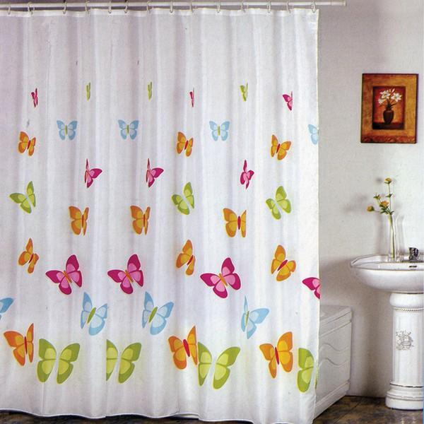 Curtains, Drapes & Valances Constructive 3d Animals Forest 78 Shower Curtain Waterproof Fiber Bathroom Windows Toilet Bath