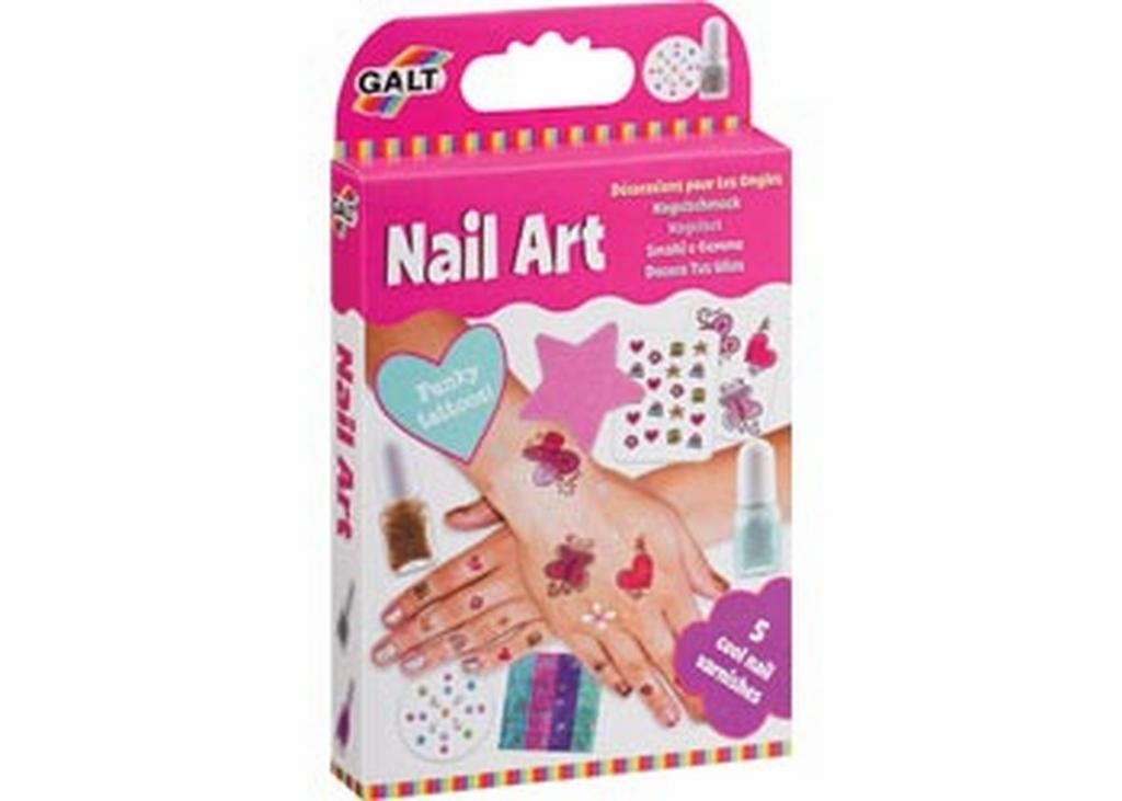 Galt Nail Polish Art Craft Kit