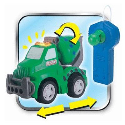 Remote Control Fun Cement Mixer